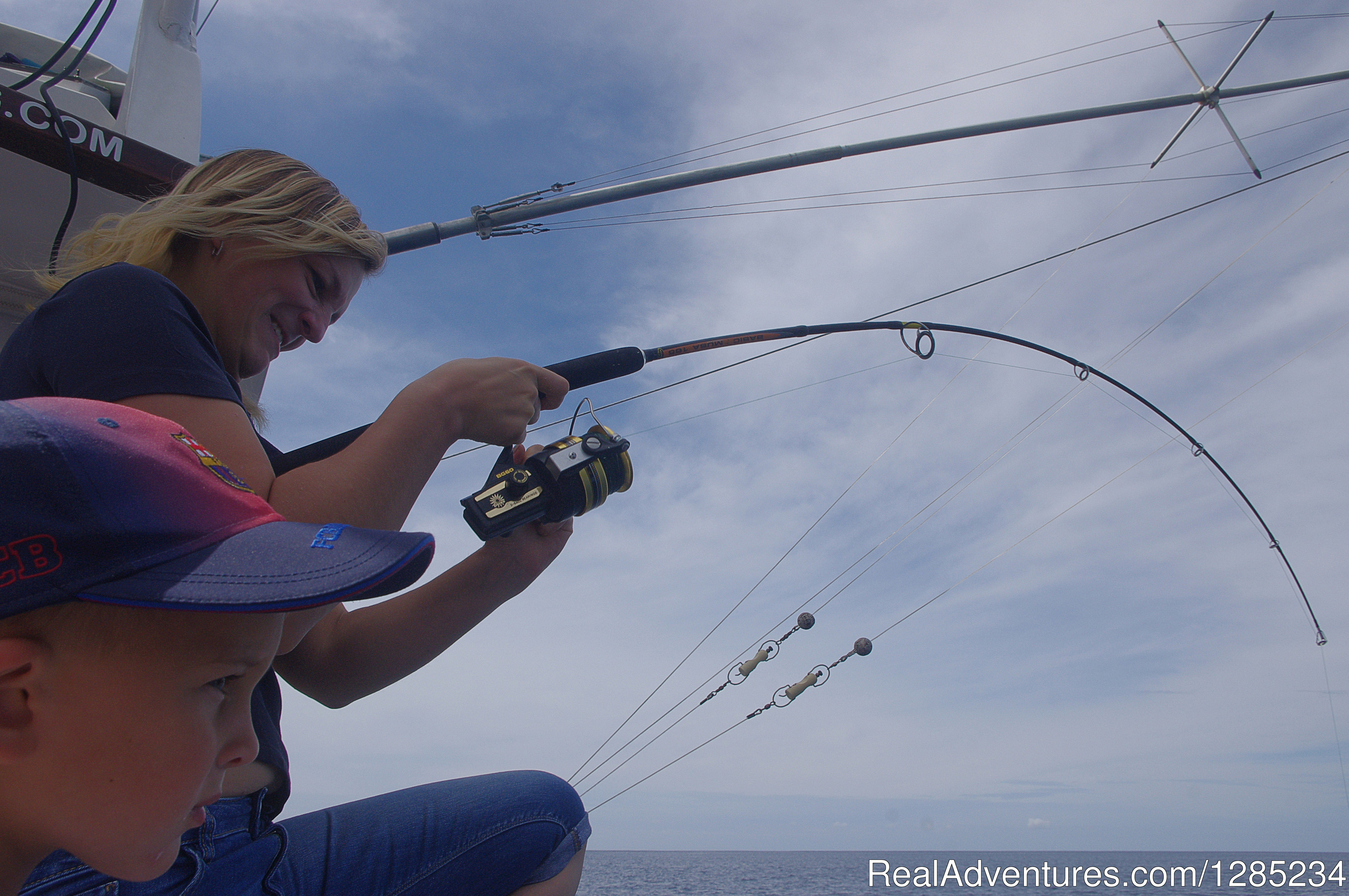 Fishing For All Ages | Image #4/12 | Oceantur Sportfishing Azores