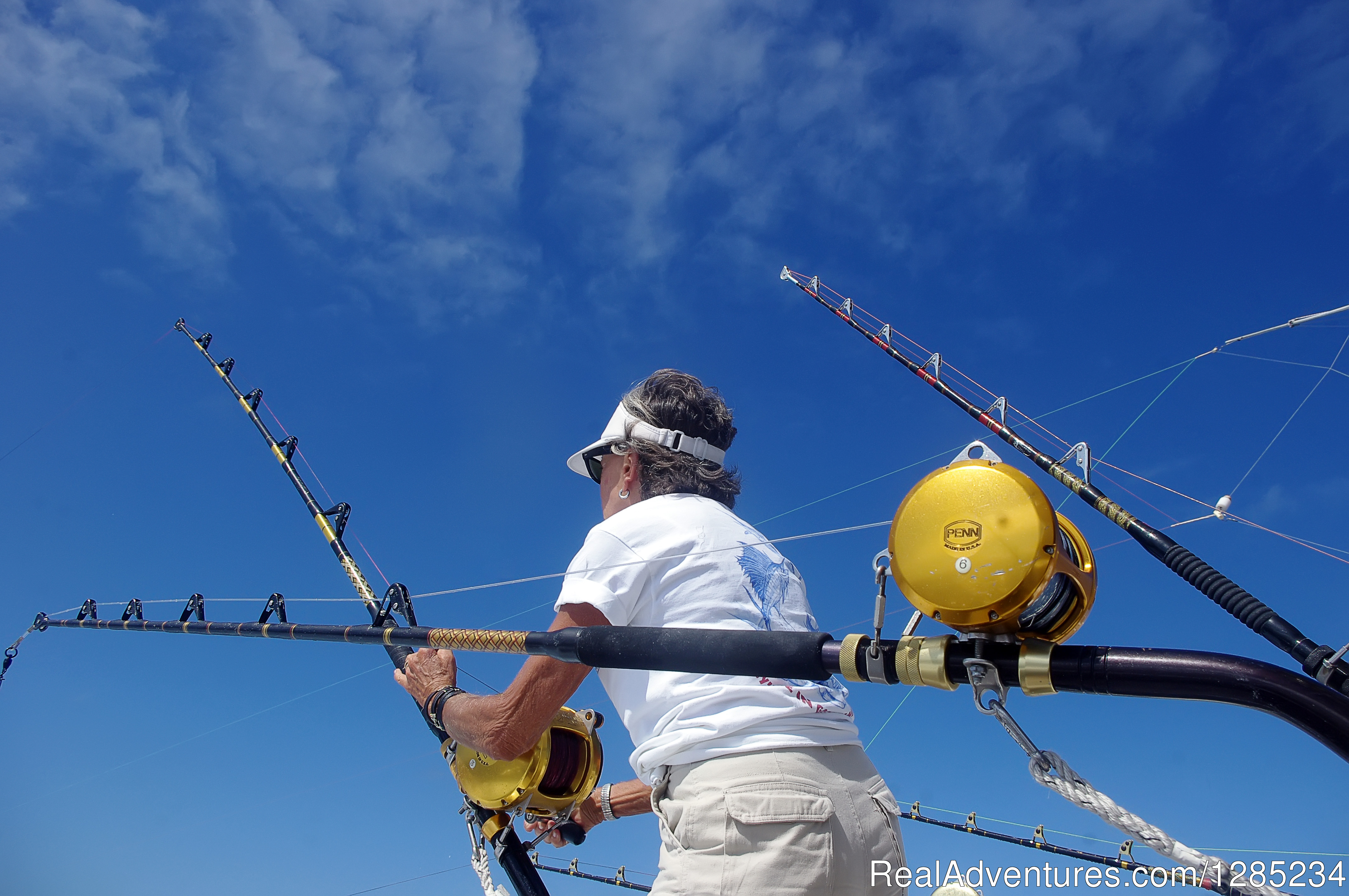 In Big Game Fishing and mainly due the Golf Stream | Image #10/12 | Oceantur Sportfishing Azores