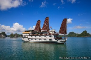 Halong Paloma Cruise Ha Long, Viet Nam Hotels & Resorts