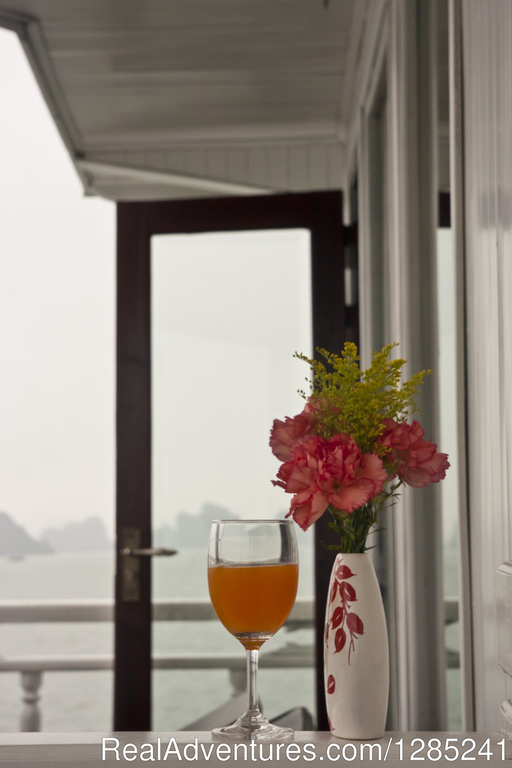Fantatic view from Famile Suite cabin | Image #17/20 | Halong Paloma Cruise