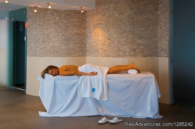 Refreshed and less stressed at Zen Spa Santorini