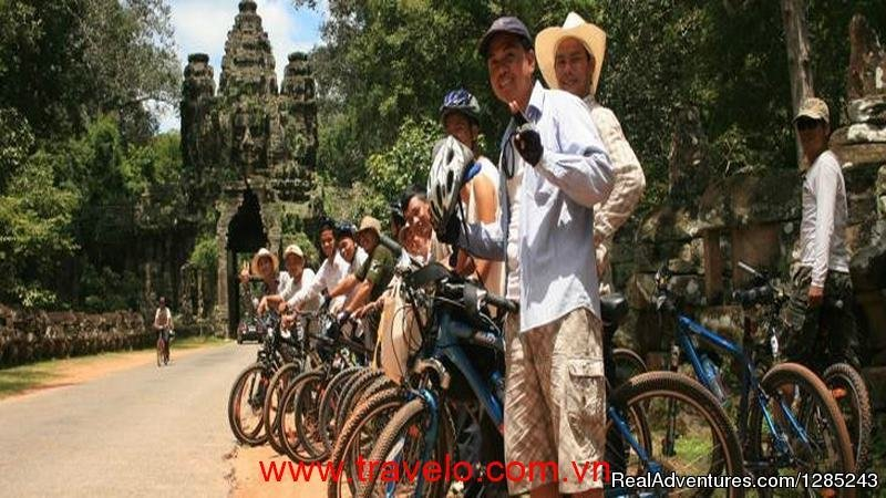Image #2/2 | Hanoi to Luang Prabang Mountain Bike Tour 13Days
