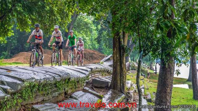 Hanoi to Luang Prabang Mountain Bike Tour 13Days