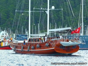 2 Week Blue Cruise Private Charter In The Cyclades Marmaris, Turkey Cruises