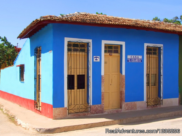 Hostal casa El ceramista Trinidad, Cuba Bed & Breakfasts
