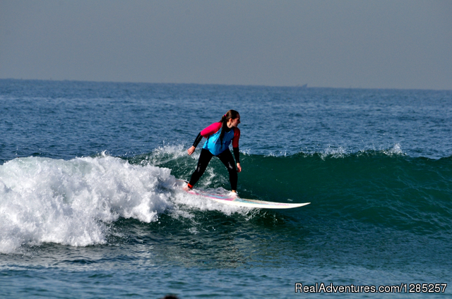 Perfect Surfing Day - Surf Town Morocco