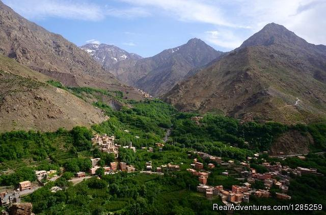 Imlil Valley - Mount Toubkal trek 2 days