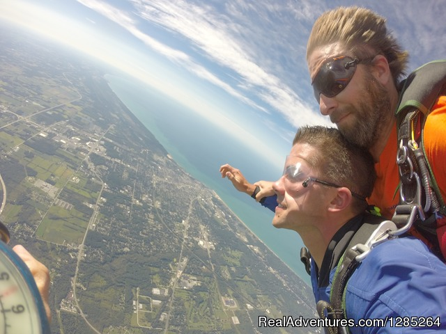 Chicago's closest skydive - Skydive Windy City Chicago