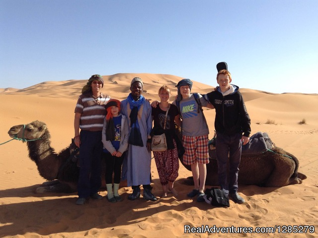 3 Days from Marrakech Via Hight Atlas to Merzouga