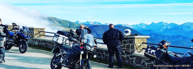 - Guided Motorcycle Touring Holidays