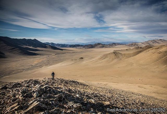 Local trips of discovery through the real Mongolia