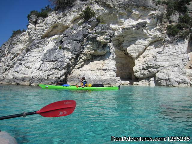 Kayak Tour Bulgaria / Greece