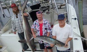 Fishing trip family trips a specialty Biloxi, Mississippi Fishing Trips