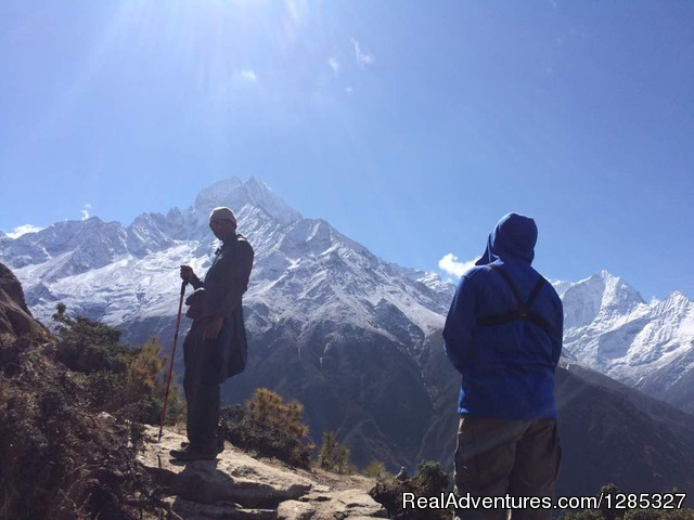 Everest Base Camp Trek Khumbu, Nepal Hiking & Trekking