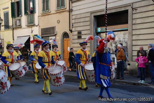 Easter Festivals - Wellness Via Tuscany