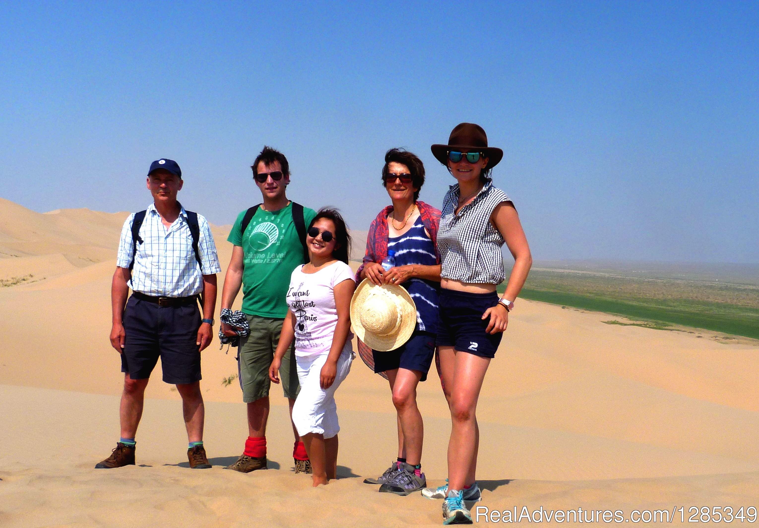Image #11/26 | Staying With Mongolian Nomads Family Tour