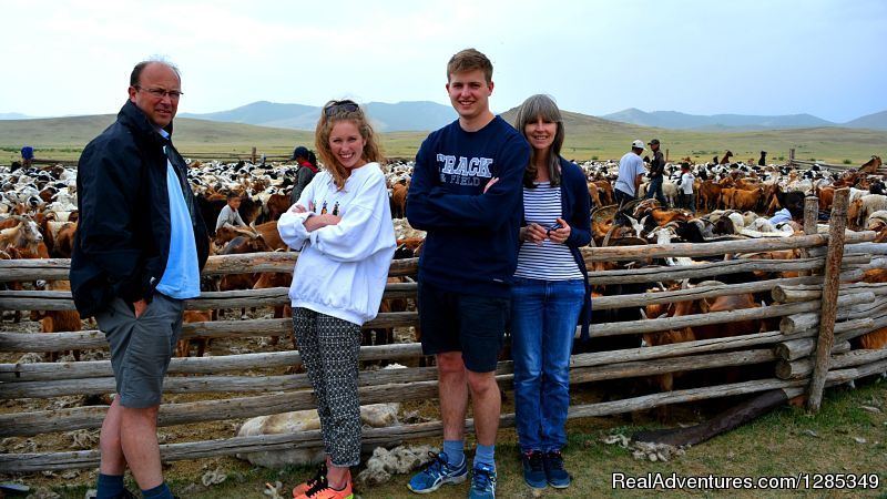 Image #26/26 | Staying With Mongolian Nomads Family Tour
