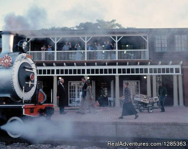 - Rovos Rail Golf Adventure South Africa