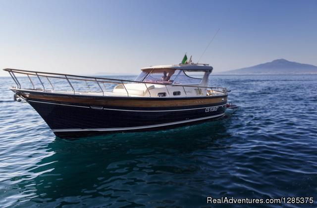 Positano & Amalfi coast boat experience