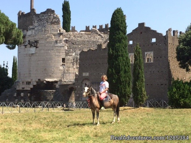 Image #2/8 | Horse Riding in Rome & Ranch Vacations in Italy