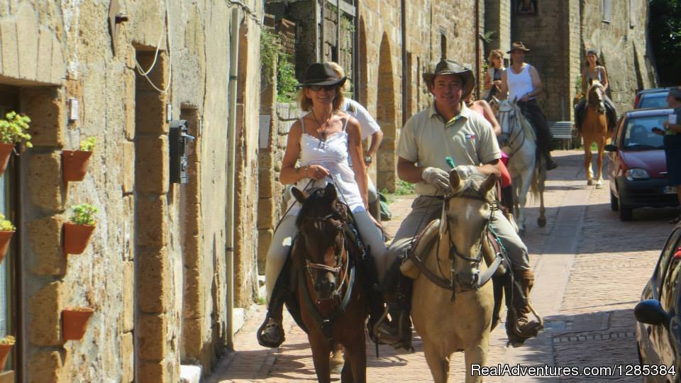 Image #3/8 | Horse Riding in Rome & Ranch Vacations in Italy