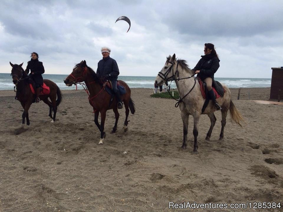 Image #4/8 | Horse Riding in Rome & Ranch Vacations in Italy