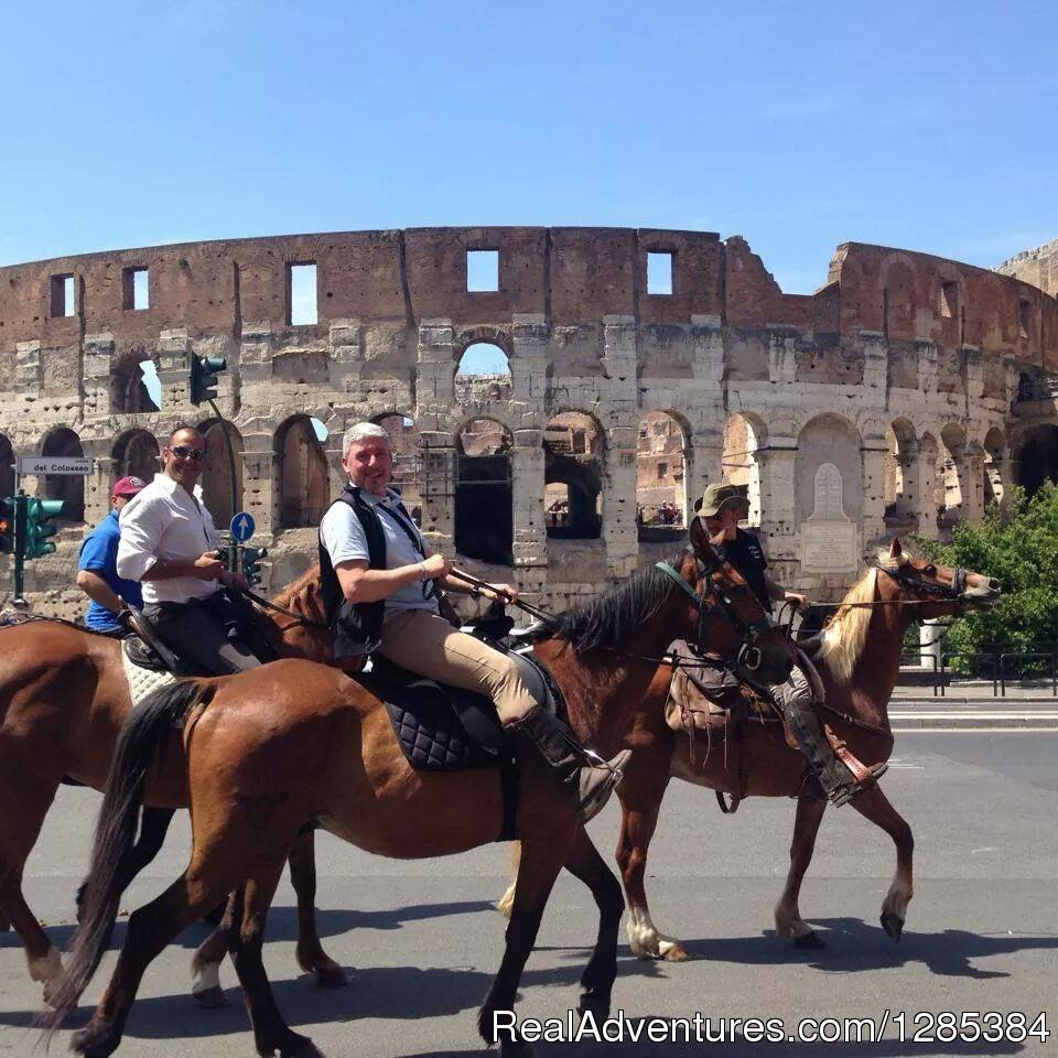 Image #5/8 | Horse Riding in Rome & Ranch Vacations in Italy