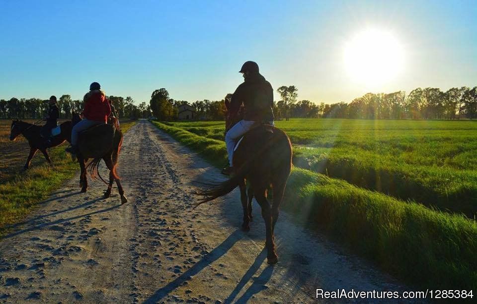 Image #6/8 | Horse Riding in Rome & Ranch Vacations in Italy