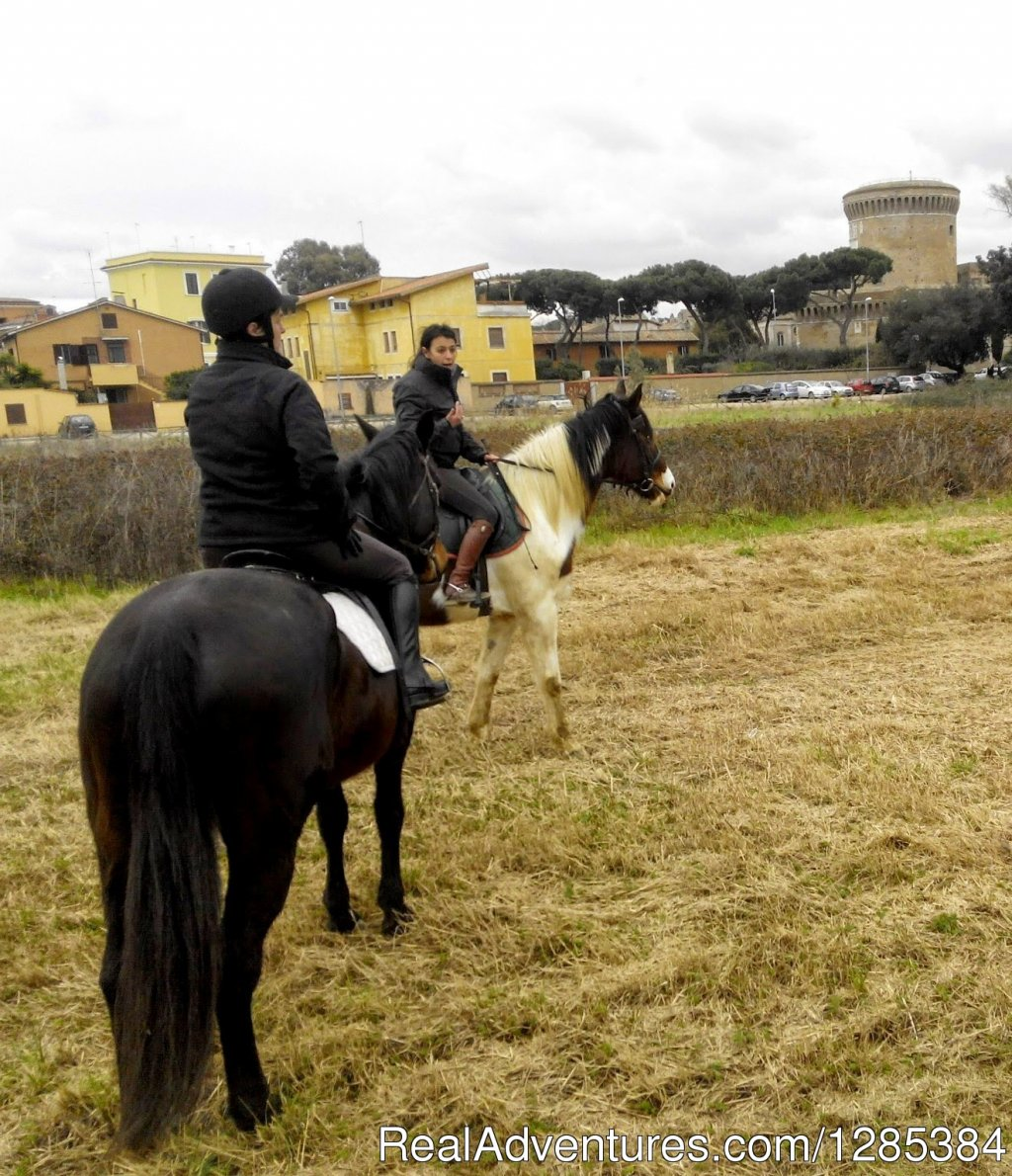 Image #8/8 | Horse Riding in Rome & Ranch Vacations in Italy