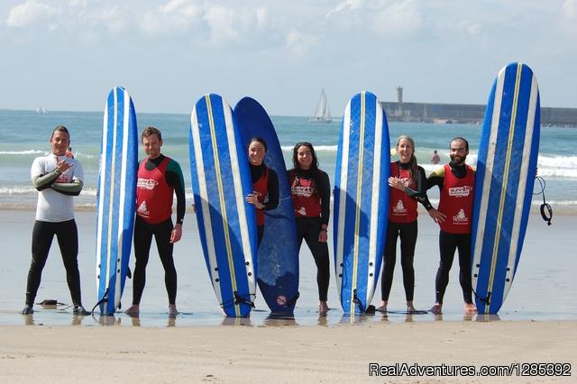 Surfaventura Surfcamp