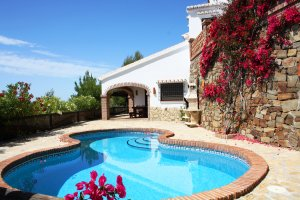 Finca Almencino with private pool for 6 people Competa, Spain Vacation Rentals