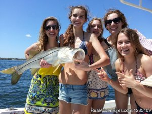 Tampa Fishing Charters, Inc. Tampa, Florida Fishing Trips