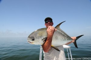 Everglades fishing charters at no free lunch chart Chokoloskee, Florida Fishing Trips