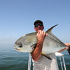 Everglades fishing charters at no free lunch chart