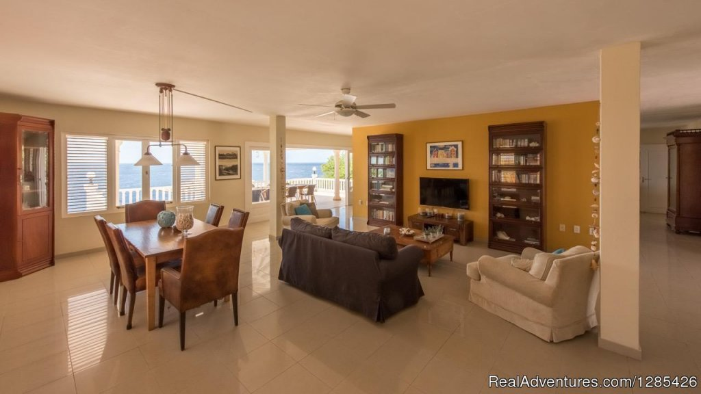 Image #11/22 | Oceanfront villa with private pool in Curacao, Dut