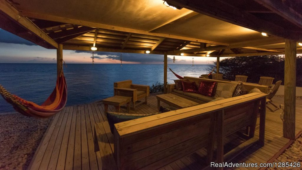 Image #6/22 | Oceanfront villa with private pool in Curacao, Dut