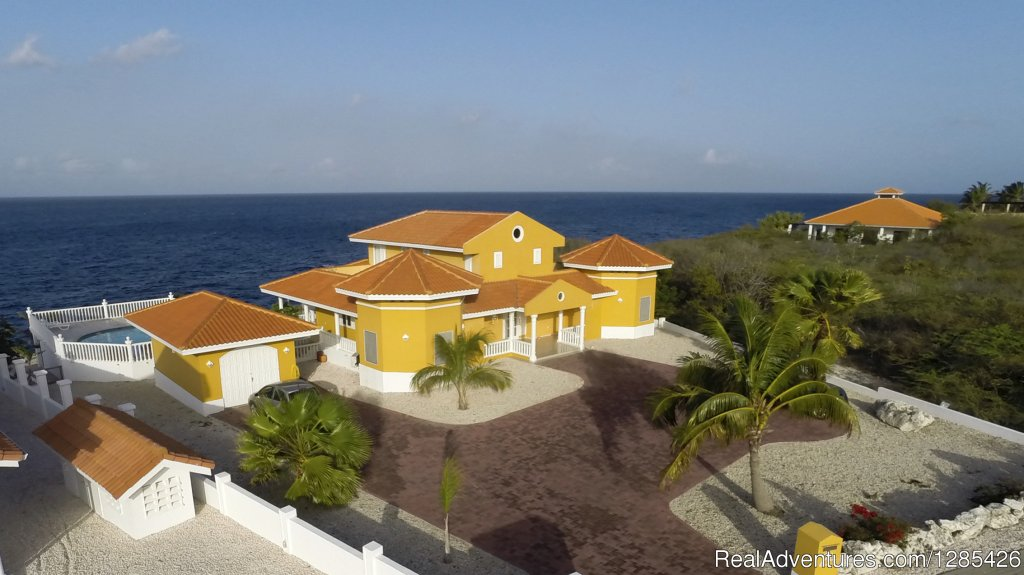 Image #21/22 | Oceanfront villa with private pool in Curacao, Dut