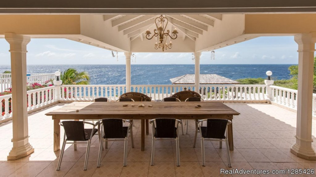 Image #10/22 | Oceanfront villa with private pool in Curacao, Dut