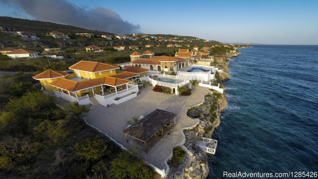 Image #2/22 | Oceanfront villa with private pool in Curacao, Dut
