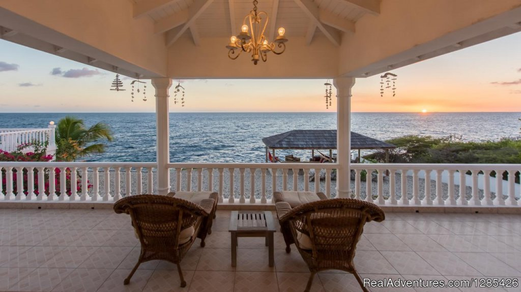 Image #9/22 | Oceanfront villa with private pool in Curacao, Dut