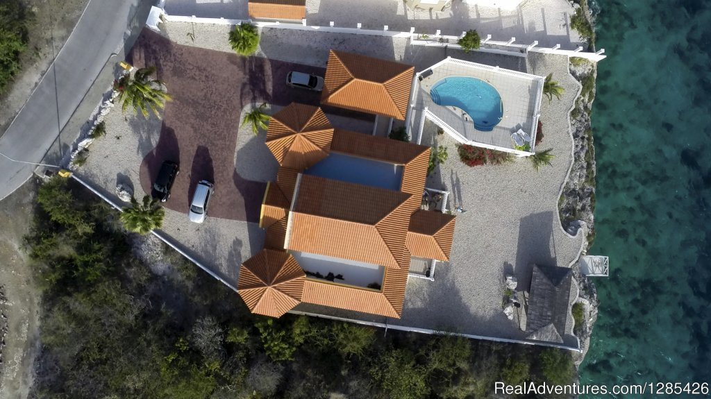 Image #22/22 | Oceanfront villa with private pool in Curacao, Dut