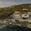 Oceanfront villa with private pool in Curacao, Dut