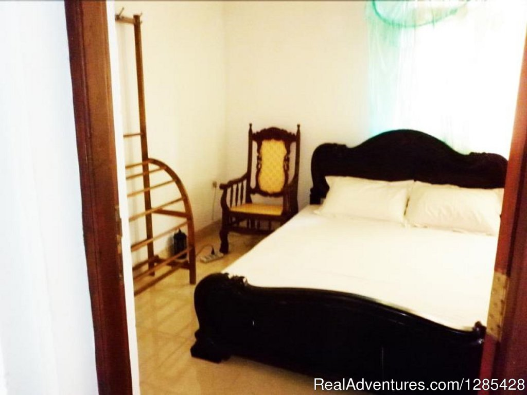 Standard Bed Rooms Down Stairs | Image #2/5 | check in to near by beach B & B family house