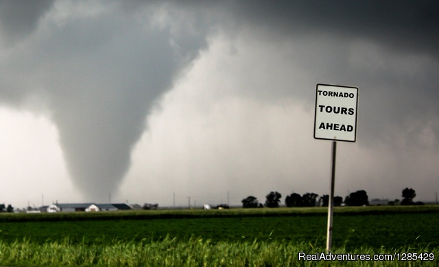 Experience the thrill - Tornadic Expeditions Storm Chasing Tours