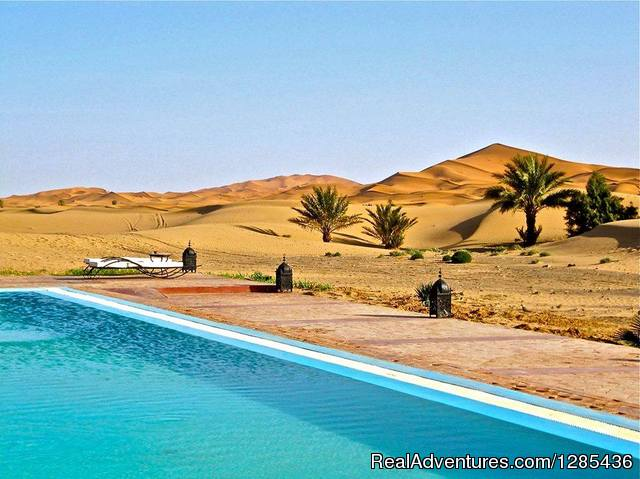 Morocco Package - Magic Lamp Tours