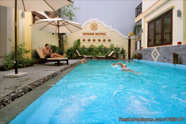 Kiman Hoi An Hotel & Spa Hoi An City, Viet Nam Hotels & Resorts