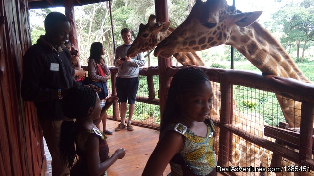 Nairobi Excursions Tours