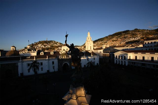 Quito City Explorer (Historical Quito)