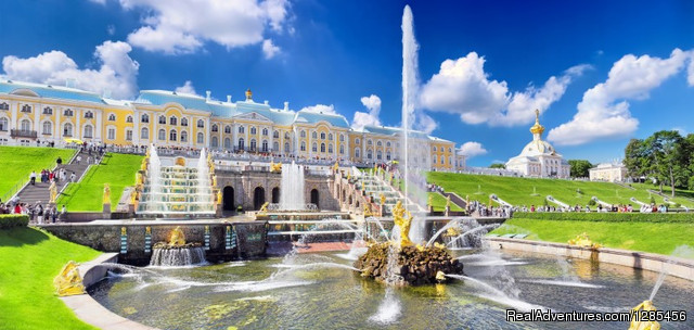 Saint Petersburg, Russia Travel with A meaning