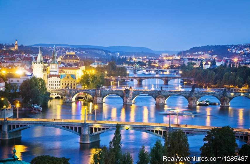 The Bridges of Prague | Image #3/9 | 9 Day Eastern Empires Tour